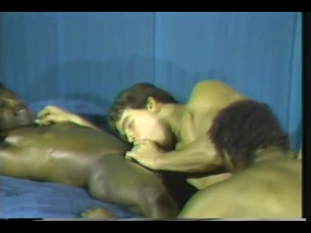 Streaming porn video still #1 from Black Lust White Passion