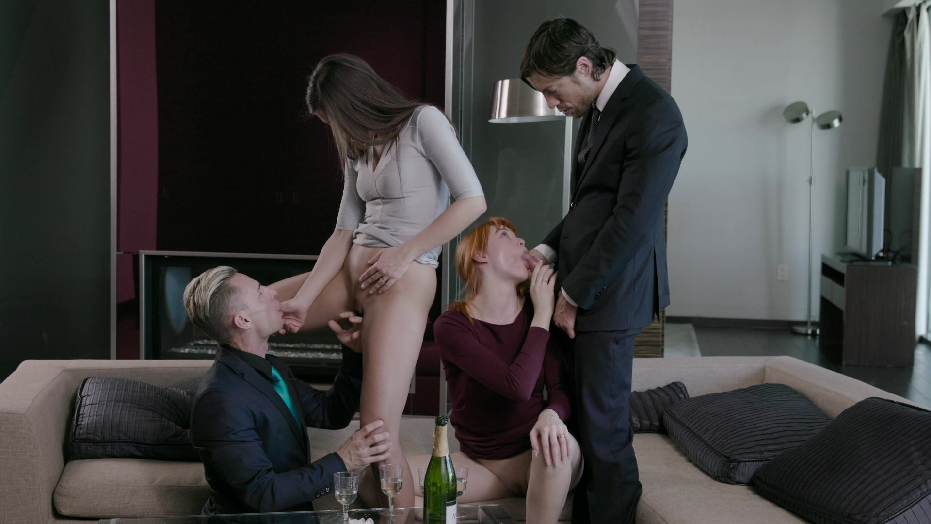 Bisexual wives