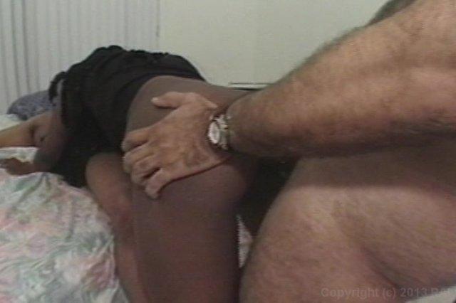 Streaming porn video still #1 from Black & Hairy 4