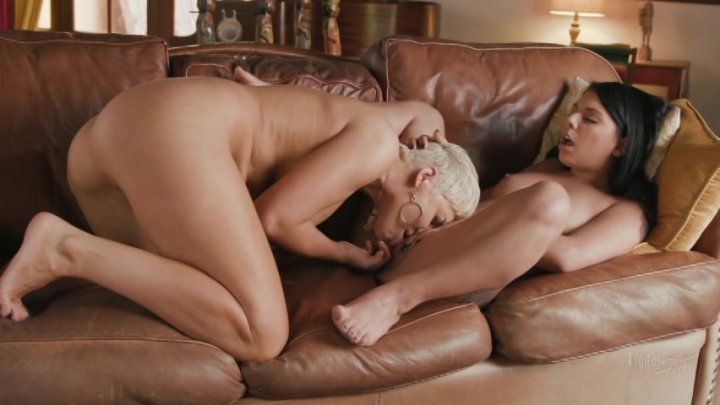 Streaming porn video still #1 from For The Love Of Lesbians 6