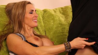 Streaming porn video still #2 from Tanya Tate & Her Girlfriends
