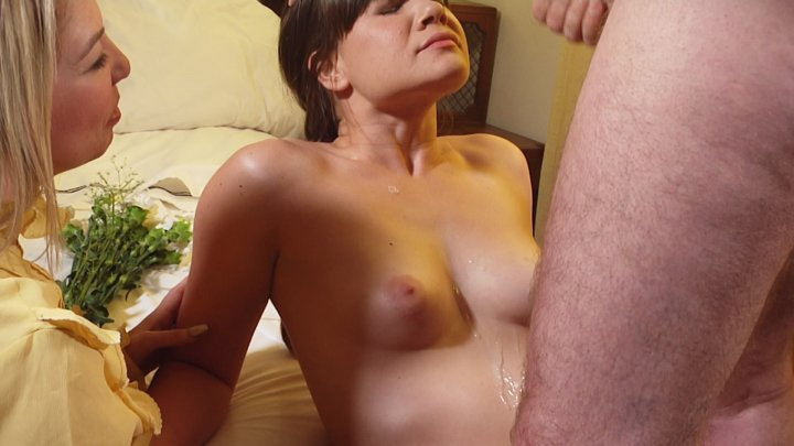 Cute Teen Learns How To Suck Cock