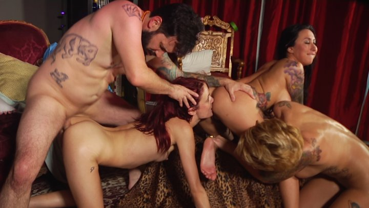 Streaming porn video still #3 from Mind Fucked: A Cult Classic