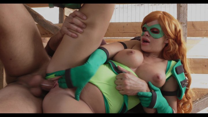 Streaming porn video still #2 from Justice League XXX: An Axel Braun Parody