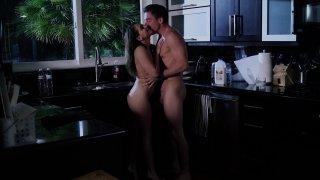 Streaming porn video still #1 from Babysitting The Baumgartners