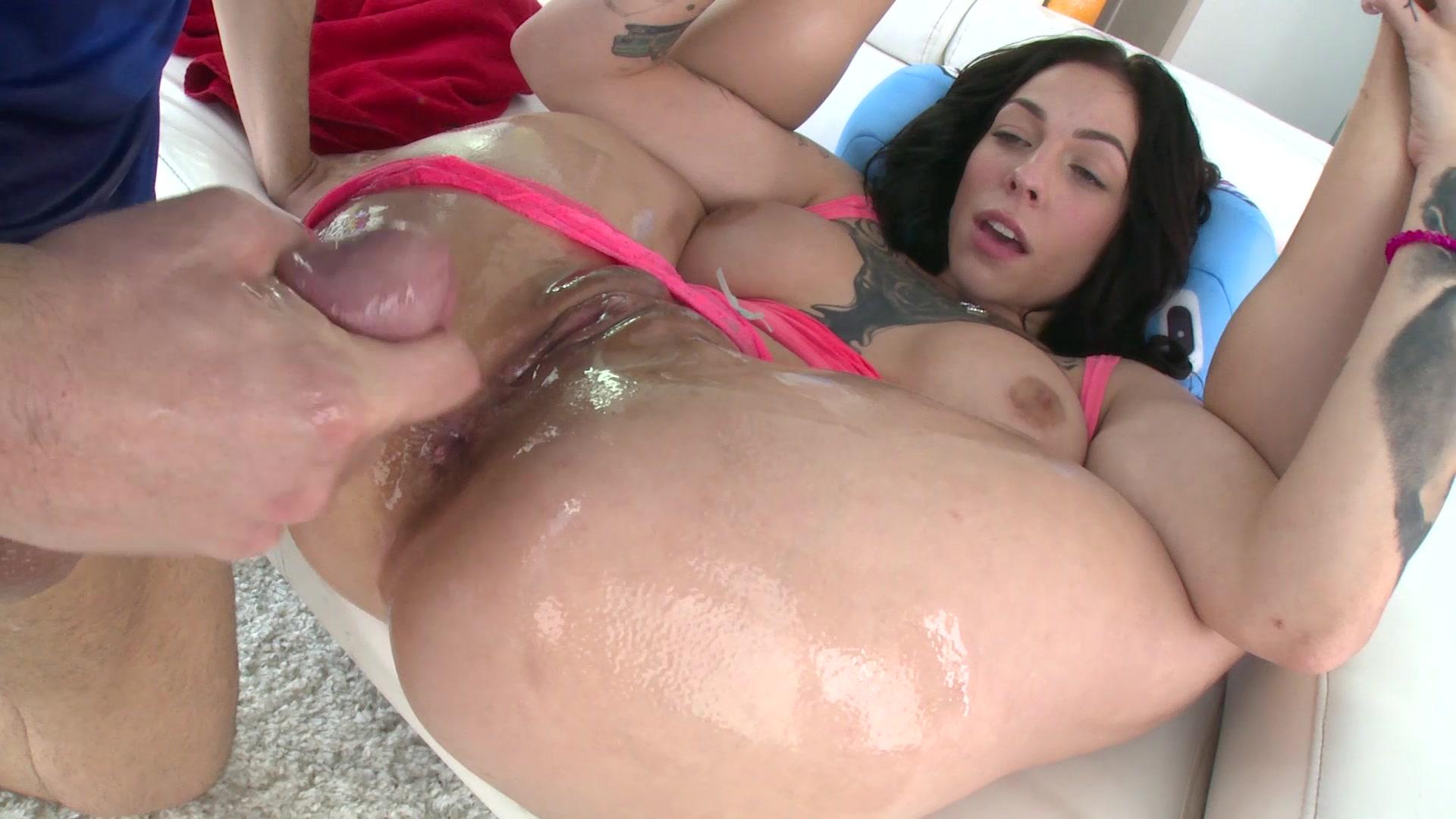 harlow harrison anal