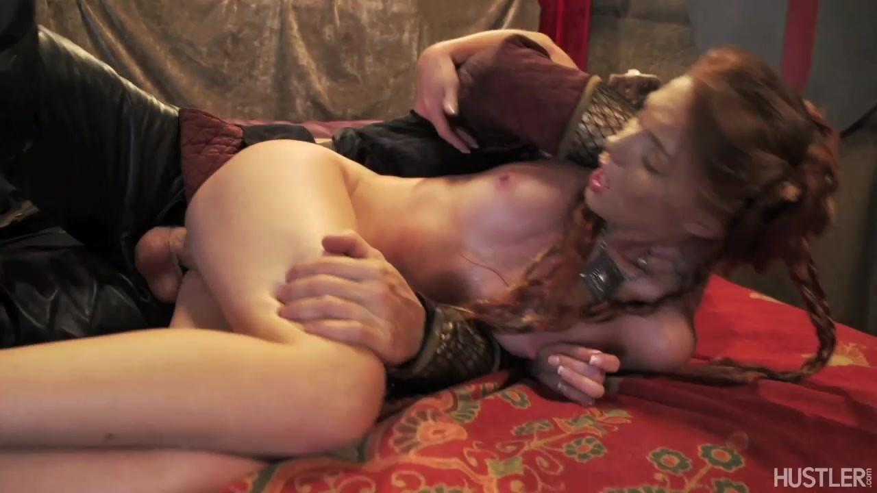 Hot milf daring flashing tits and pussy