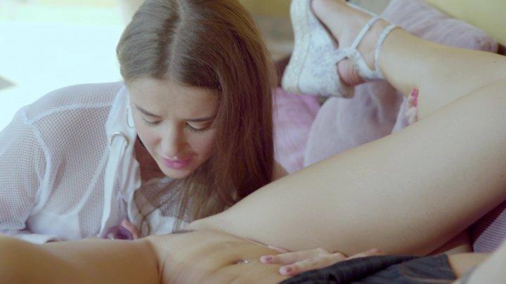 Streaming porn video still #1 from Bad Girls - Lesbian Desires