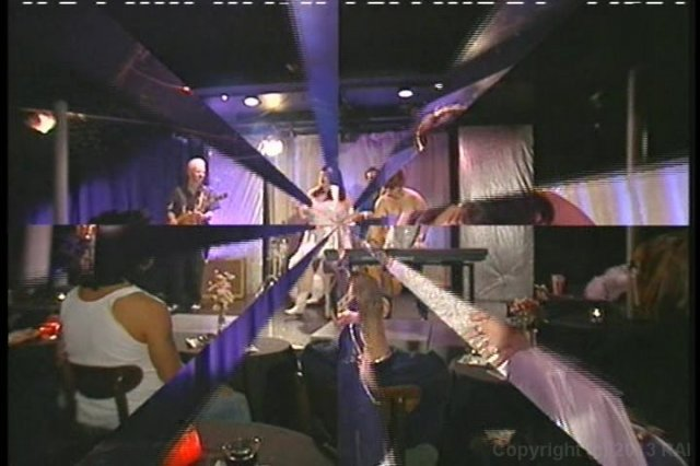 Streaming porn video still #1 from Boobsville Cabaret