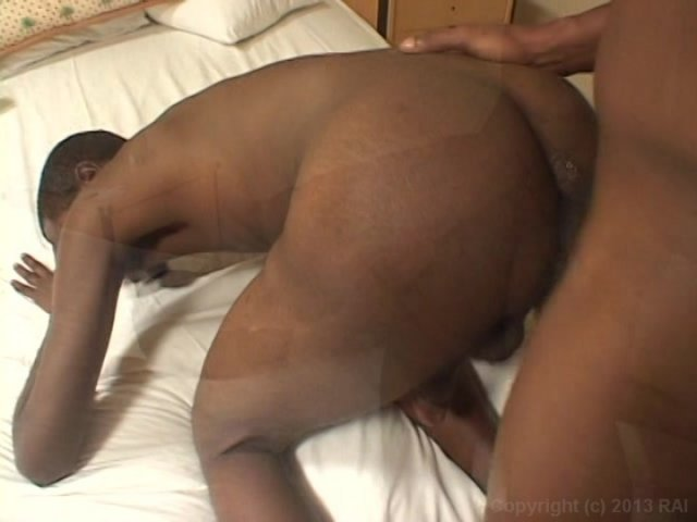 Streaming porn video still #1 from Young Black & Bareback