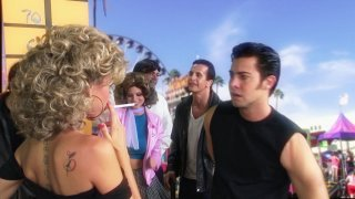 Streaming porn video still #1 from Grease XXX: A Parody