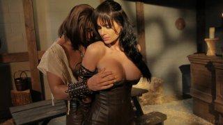 Streaming porn video still #1 from Xena XXX: An Exquisite Films Parody