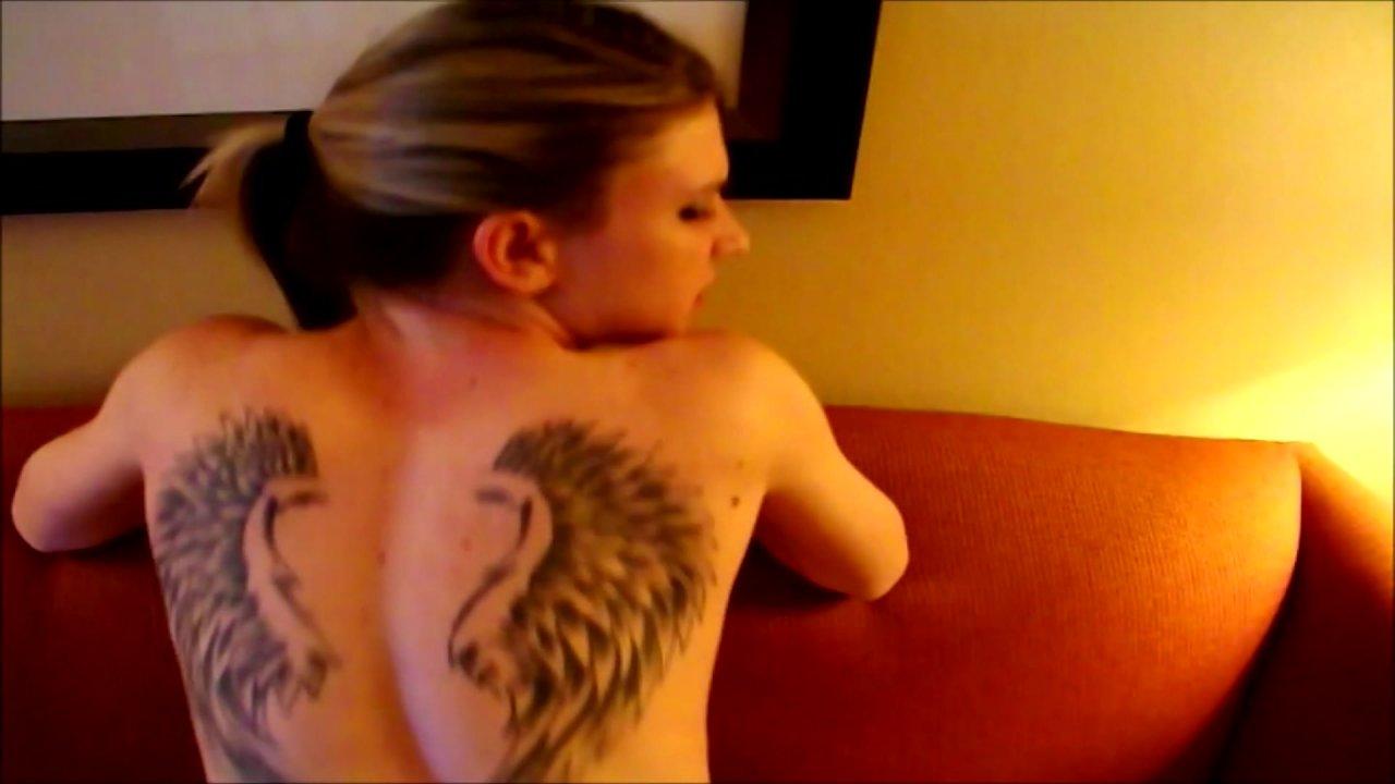Skin video amateur Interracial