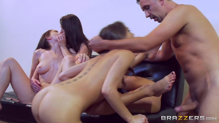 Streaming porn video still #4 from Orgy Overload
