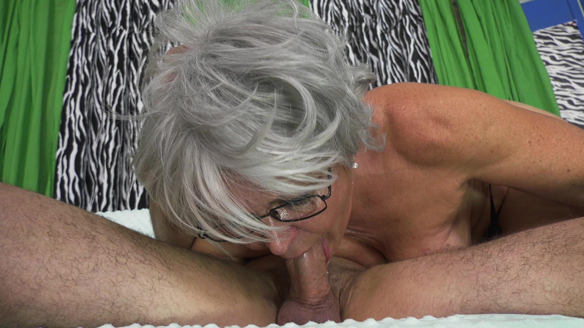 throat fucking who love Grandma