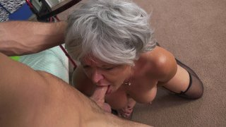 Streaming porn video still #4 from Horny Grannies Love To Fuck 12