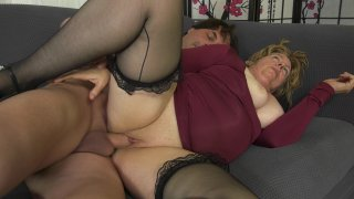 Streaming porn video still #8 from Horny Grannies Love To Fuck 12