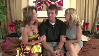 Streaming porn video still #1 from Somebody's Mother: Indiscretions By Deauxma