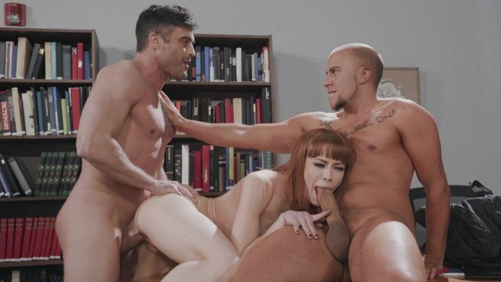 Streaming porn video still #1 from Good, The Bad & The Bisexual, The