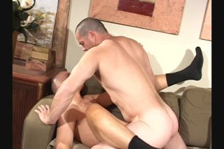 Streaming porn scene video image #9 from Hot Gay Couple Enjoy Some Alone Time
