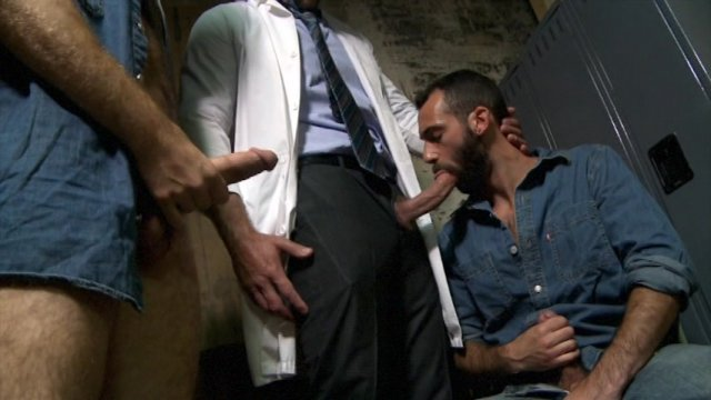 Streaming porn video still #2 from Joe Gage Sex Files 22: Diary of a Prison Doctor
