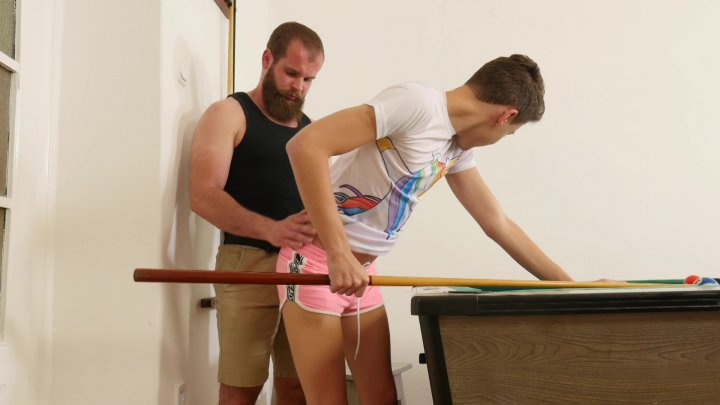 Streaming porn video still #3 from Daddy's Boy Whore 28