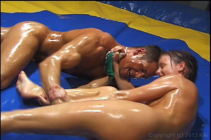 Malefemale Oil Wrestling 5 Streaming Video On Demand -1113