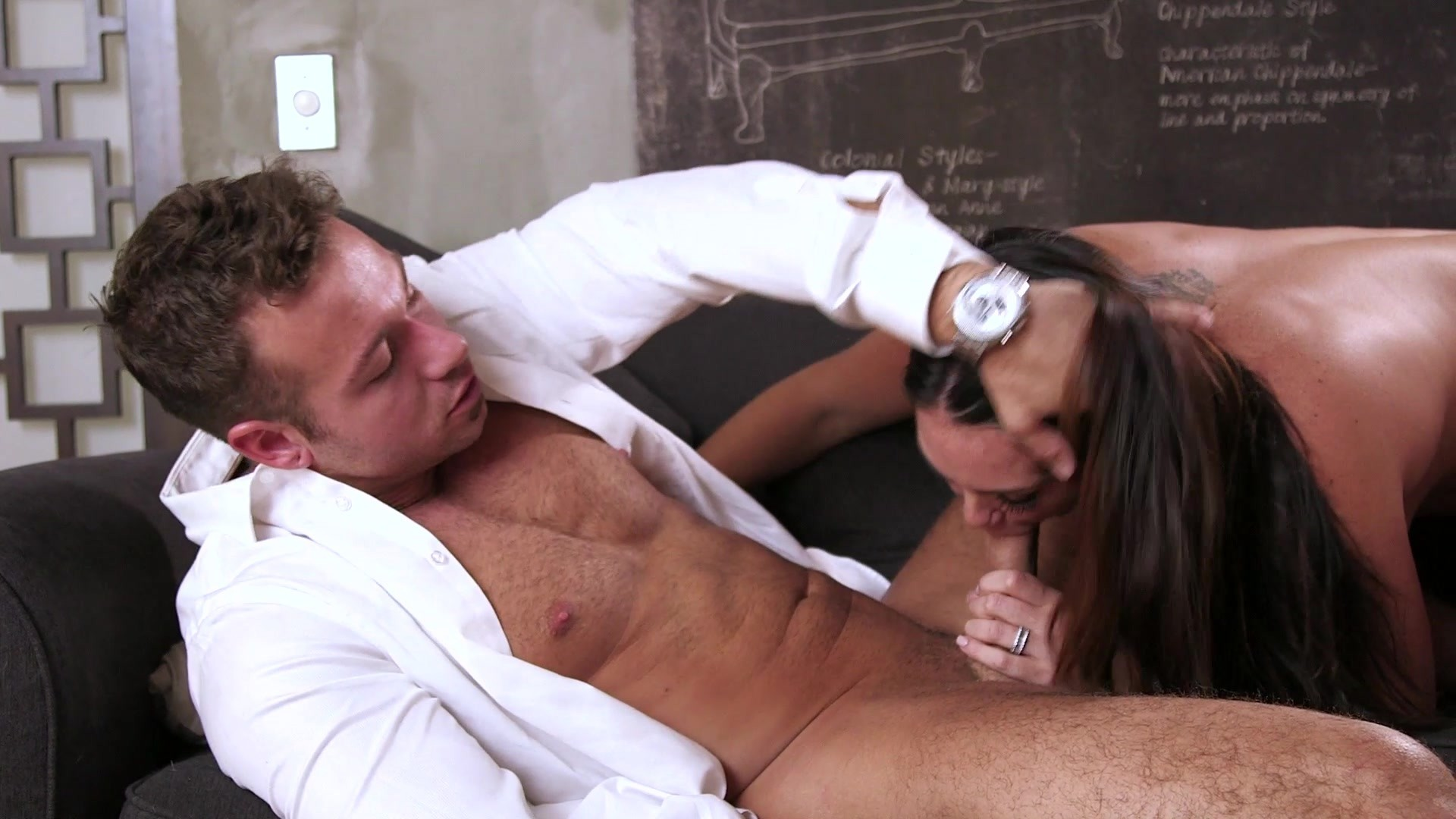 Free Video Preview Image 2 From My New Hot Stepmother