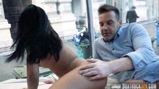 Streaming porn video still #7 from Box Truck Sex: Street Sex 3
