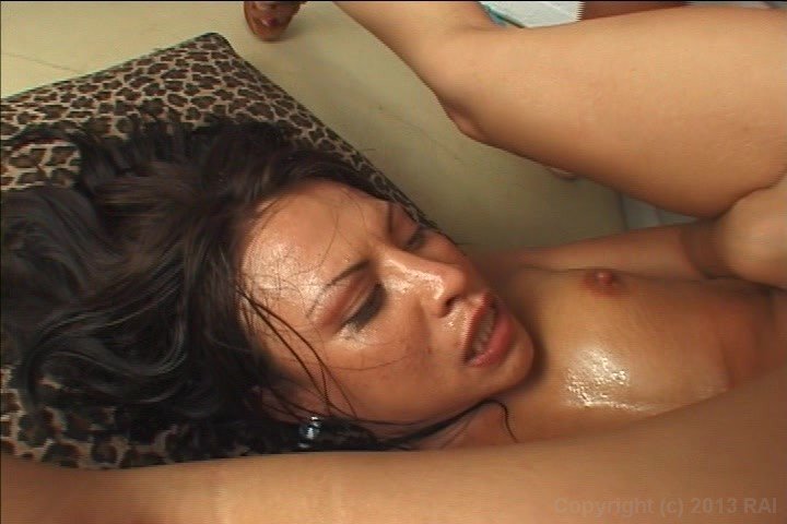 Asian straighty pounded