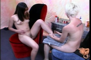 Streaming porn video still #5 from Pretty Feet #5