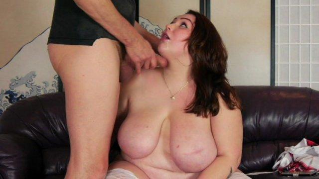 Streaming porn video still #1 from Daddy Likes 'Em Fatty 5