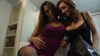 Streaming porn video still #2 from American Femdom 3