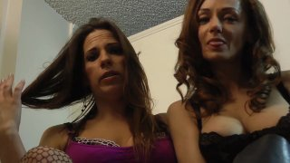 Streaming porn video still #7 from American Femdom 3