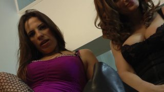 Streaming porn video still #9 from American Femdom 3