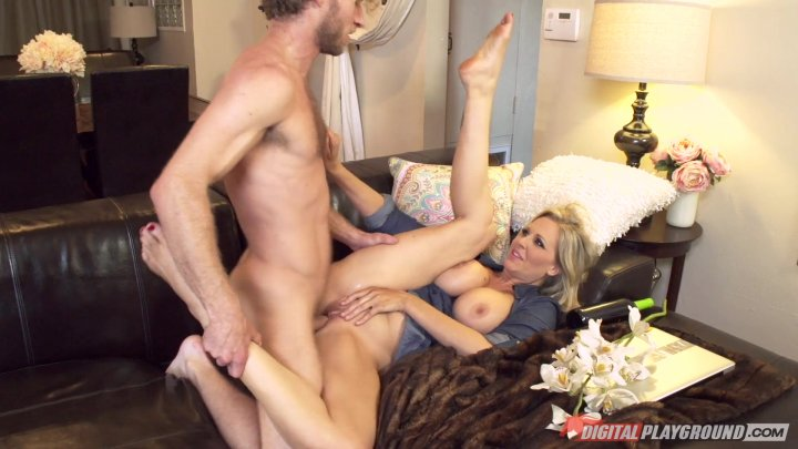 Streaming porn video still #2 from Seduced By A MILF