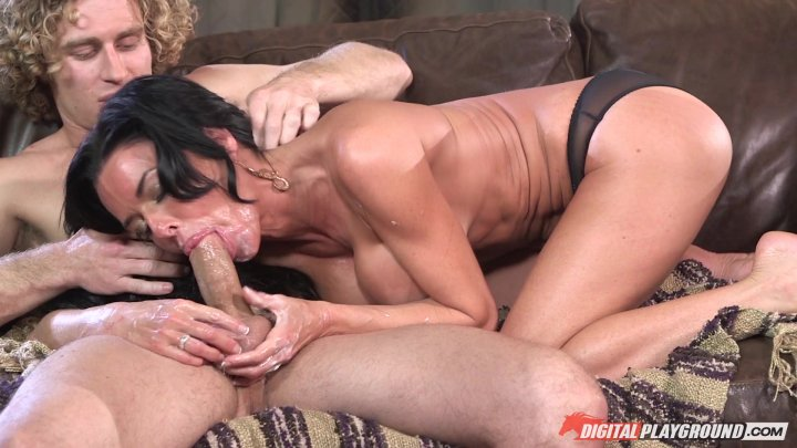 Streaming porn video still #1 from Seduced By A MILF