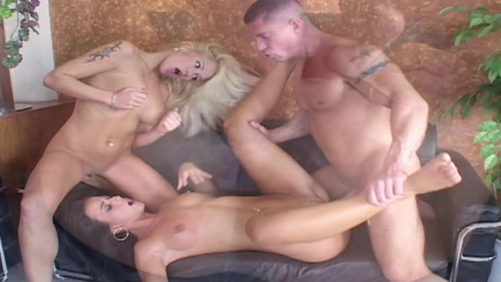 Streaming porn video still #4 from Any Reason For A Threesome