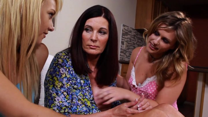 Streaming porn video still #2 from Lesbian Stepmother Fantasy 2