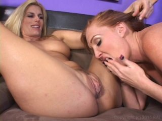 Streaming porn video still #7 from Mom's Gone Lesbian 2