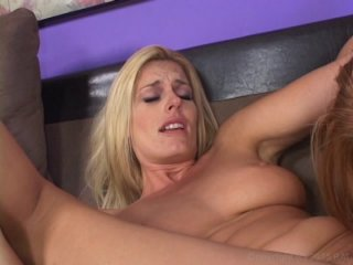 Streaming porn video still #8 from Mom's Gone Lesbian 2
