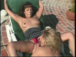 Streaming porn video still #3 from Mom's Gone Lesbian 2
