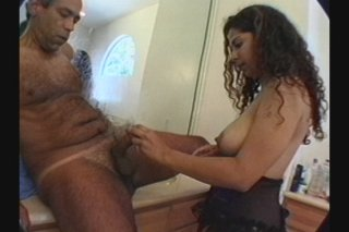 Streaming porn scene video image #5 from Gorgeous daughter with hairy cunt loved by her father