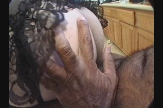 Streaming porn scene video image #8 from Gorgeous daughter with hairy cunt loved by her father