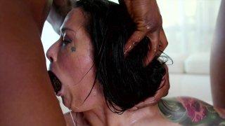 Streaming porn video still #6 from Katrina Jade: Addicted To Black