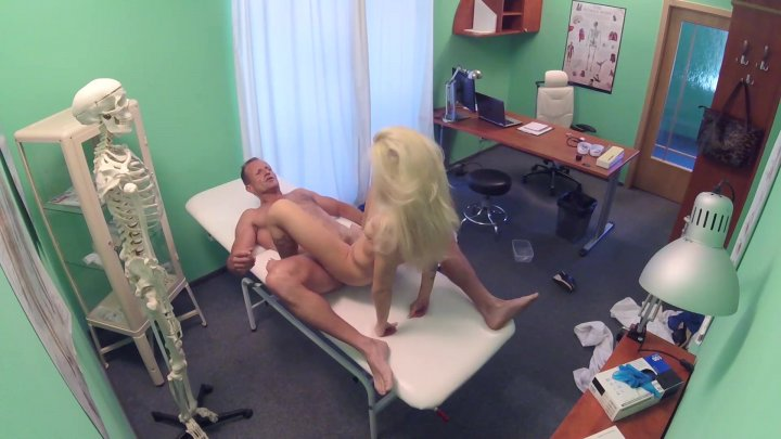 Streaming porn video still #1 from Private Examination