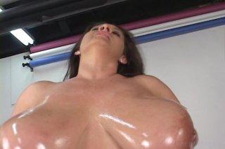 Streaming porn video still #3 from Big Tits Curvy Asses Vol. 1