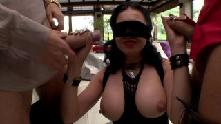 Streaming porn video still #2 from Rocco's Perfect Slaves #9