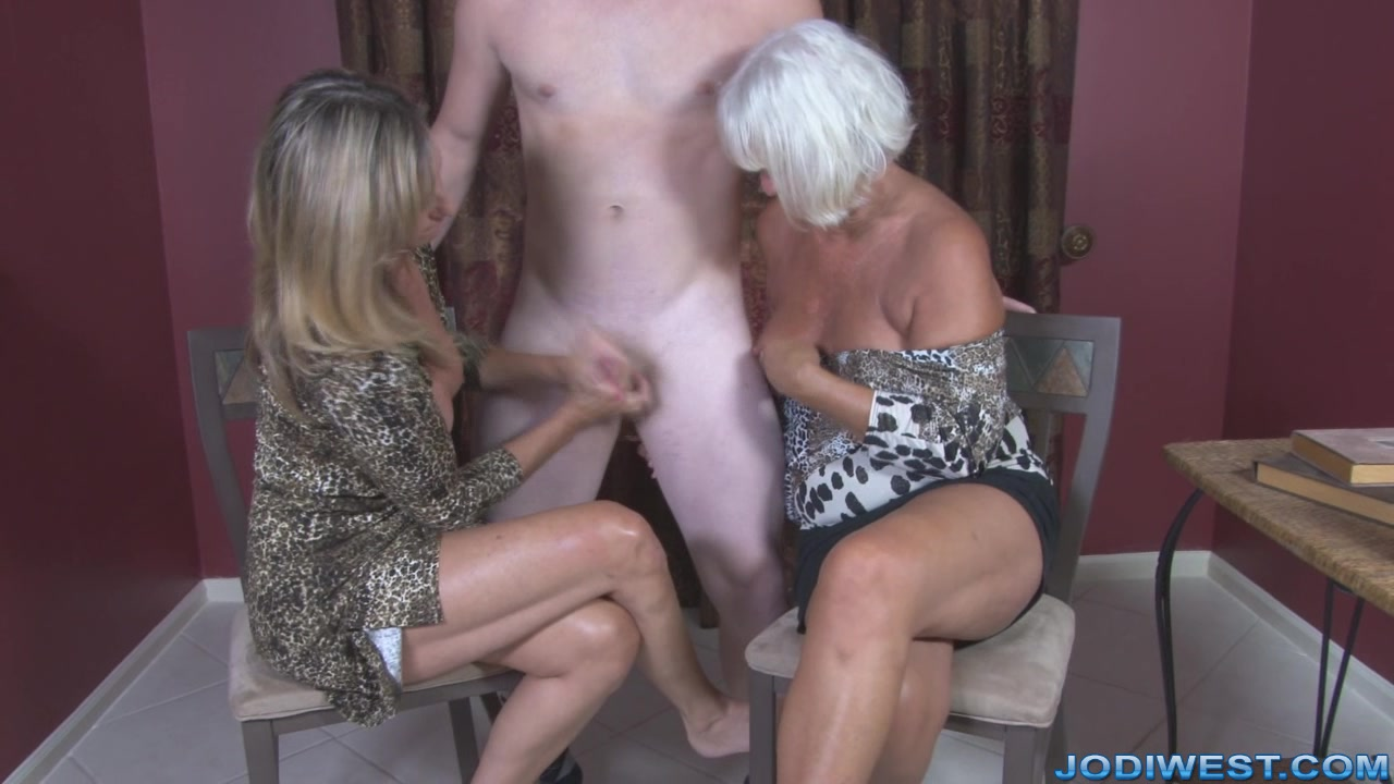 Mother and grandmother porn