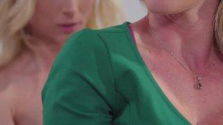 Streaming porn video still #3 from Mom's Tricks